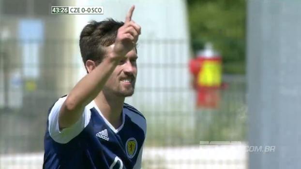 Escócia vence República Tcheca por 3 a 0 e conquista terceiro lugar do Torneio de Toluon