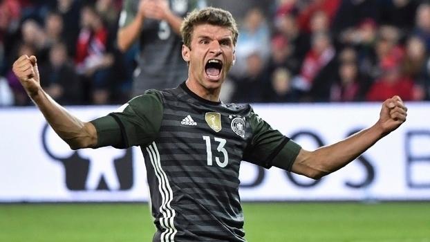 Assista aos melhores momentos da vitória da Alemanha sobre a Noruega por 3 a 0