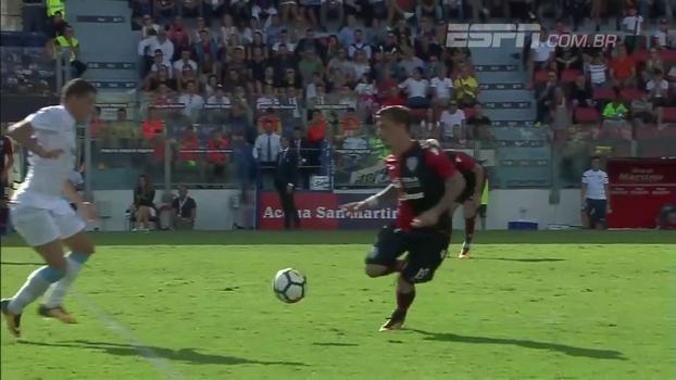 Chievo volta a vencer depois de 4 rodadas ao bater Cagliari, fora de casa, pelo Campeonato Italiano