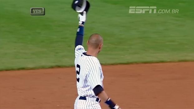 Yankees irão aposentar número de Jeter em maio de 2017; reveja grandes momentos do camisa 2