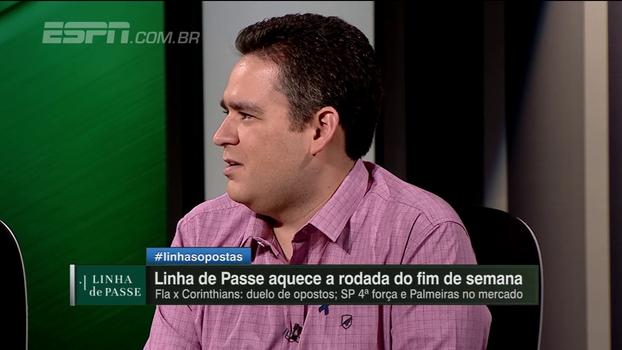 Bertozzi analisa 'cenário muito preocupante' do Fla, que ainda tem Sul-Americana pela frente
