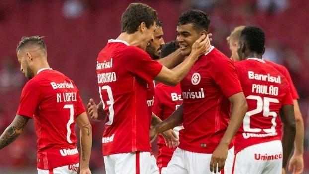 Primeira Liga: Gols de Internacional 2 x 1 Brasil de Pelotas