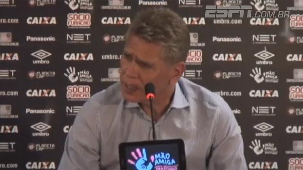 Autuori comenta cancelamento do Atletiba e cita atitude arbitrária da federação