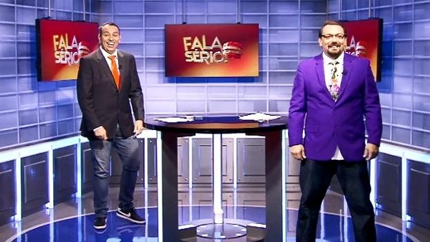 Ozil 'apalpado' por Tigre, Alê tentando imitar CR7 e música para o vice de Simeone no Fala Sério!
