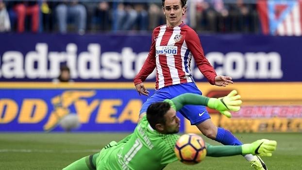 LaLiga: Gols de Atlético de Madri 3 x 0 Valencia
