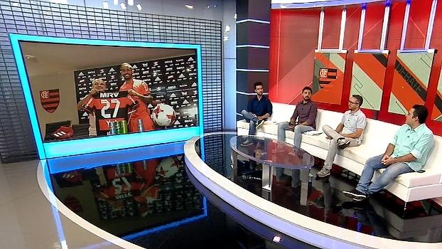Para Bertozzi, Flamengo ganha muito com chegada de Rômulo: 'Diferencial técnico importante'