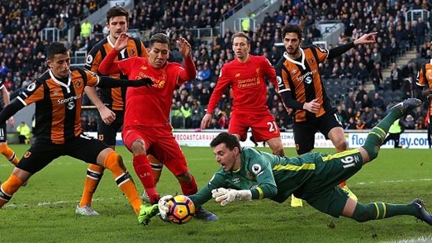 Premier League: Melhores momentos de Hull CIty 2 x 0 Liverpool