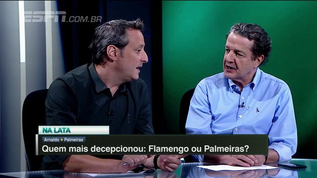 Gian Oddi: 'O mais surreal é a pichação Felipe Melo e mais 10, nada justifica esse clamor por ele'