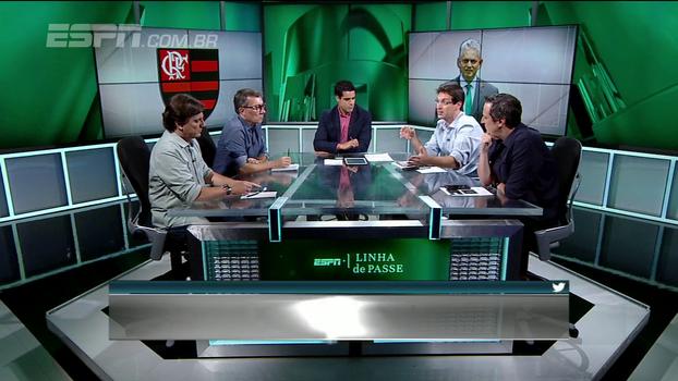 Flamengo precisa passar por uma reformulação? Veja as opiniões do 'Linha de Passe'