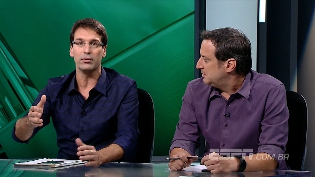 Para Arnaldo, Luis Fabiano vai ajudar mais o Vasco em casa do que fora