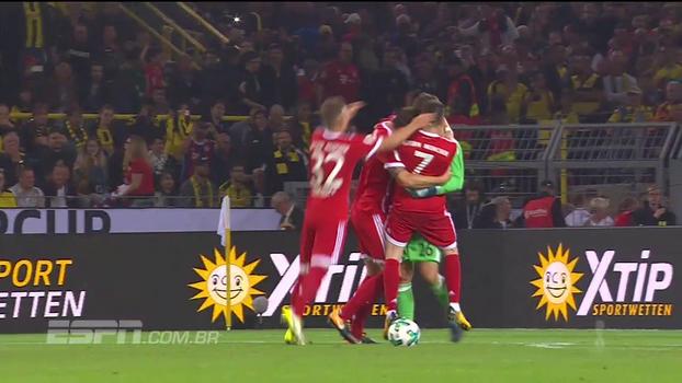 Supercopa da Alemanha: Melhores momentos de Borussia Dortmund 2 (4) x (5) 2 Bayern de Munique