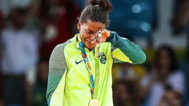 O ouro de Rafaela Silva e os refugiados do judô: a Olimpíada aos olhos de André Plihal