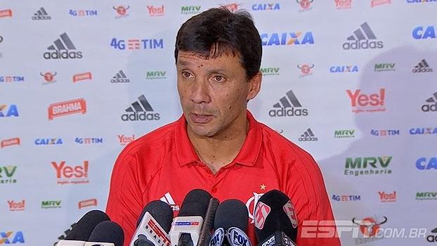 Zé Ricardo vê vitória convincente em 'partida conceitual' contra o Bangu