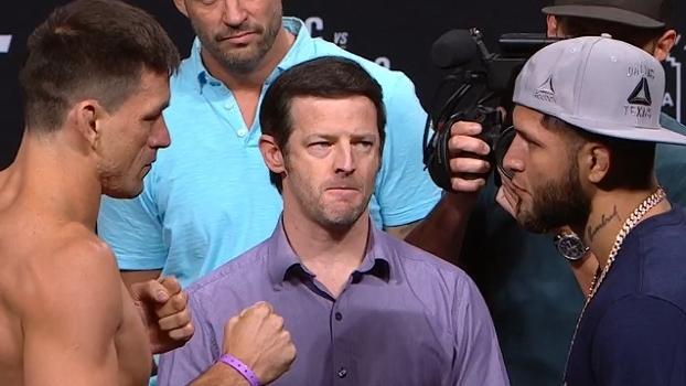 UFC 211: veja como o brasileiro Demian Maia encarou Jorge Masvidal