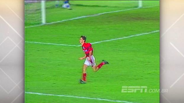 Sávio brilhou, e Flamengo eliminou Cruzeiro da Copa do Brasil 1995; relembre