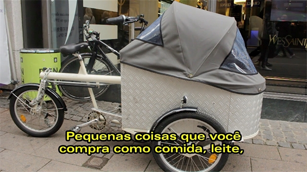 As bicicletas de carga no Brasil e no mundo (parte 01) | Bike é Legal