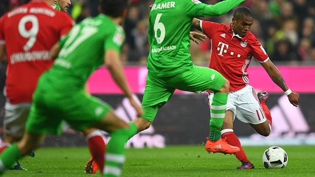 Alemão: Melhores momentos de Bayern de Munique 2 x 0 Borussia Mönchengladbach