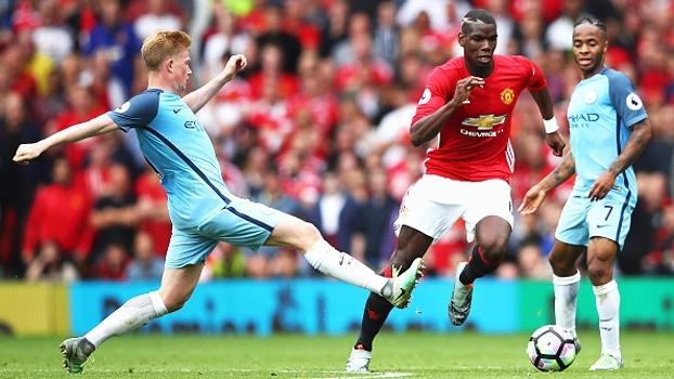 Clássico de Manchester: veja City x United nesta quinta, 16h, na ESPN Brasil e no WatchESPN
