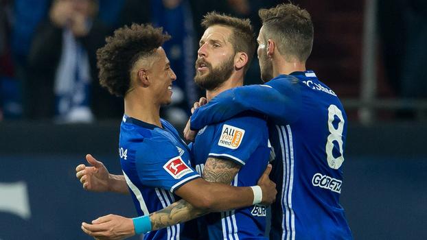 Assista aos gols da vitória do Schalke 04 sobre o Mainz por 2 a 0!