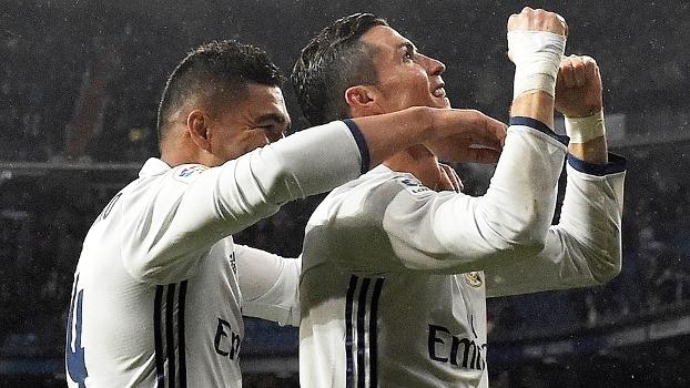 LaLiga: Melhores momentos de Real Madrid 3 x 0 Real Sociedad