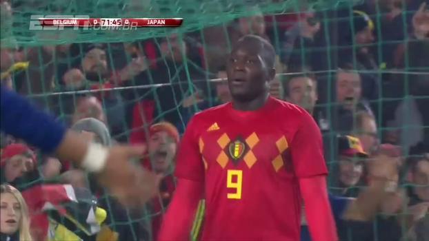 Amistoso internacional: Melhores momentos de Bélgica 1 x 0 Japão
