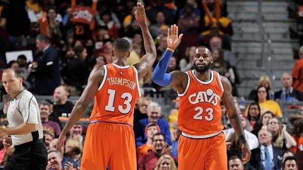 Veja lances da vitória dos Cavaliers sobre o Heat por 114 a 84