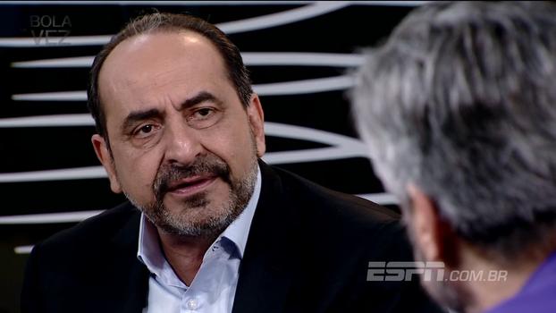 Kalil: 'Único clube do Brasil que pode construir um estádio sem dever é o Atlético-MG'