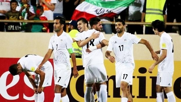 Veja os gols da vitória do Irã sobre o Uzbequistão por 2 a 0