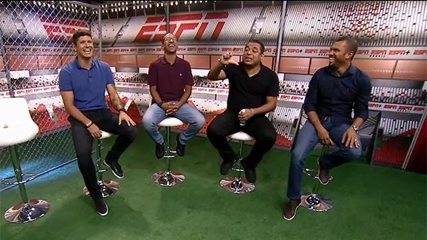 d5d94cbb70 Quem são os boleiros que mais bebem  Vampeta responde - ESPN