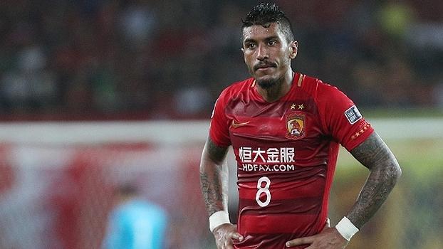 Felipão diz que Guangzhou receberia proposta do Barça por Paulinho, mas garante: 'Está feliz aqui'