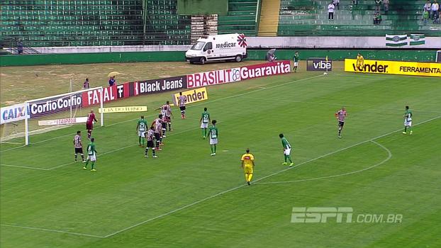 Série B: Gols de Guarani 2 x 0 Santa Cruz