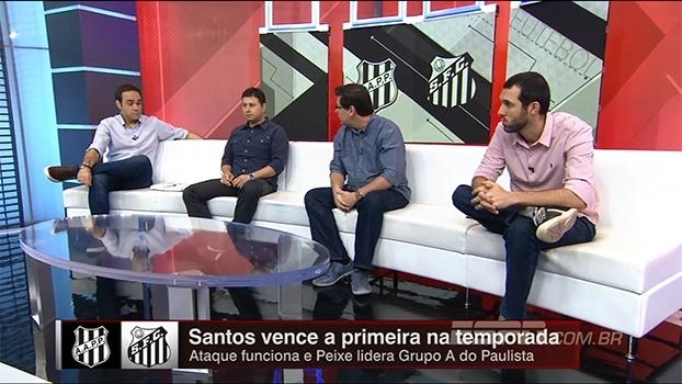 Celso Unzelte vê Lucas Veríssimo inseguro e diz que Santos precisa resolver problemas na defesa