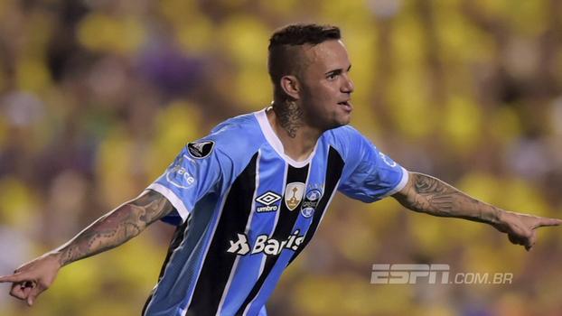 Gustavo Hofman elogia defesa do Grêmio contra o Barcelona-EQU e destaca Luan e Renato Gaúcho: 'É o Grêmio dos dois'