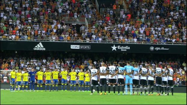 Goleiro Neto é titular, Zaza marca, e Valencia vence Las Palmas na LaLiga