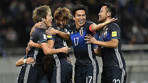 Nas Eliminatórias Asiáticas, Japão vence Arábia Saudita em casa e encosta na liderança do grupo B