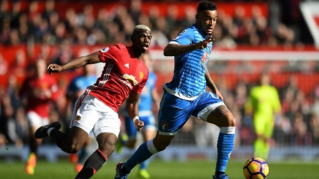 Premier League: Gols de Manchester United 1 x 1 Bournemouth