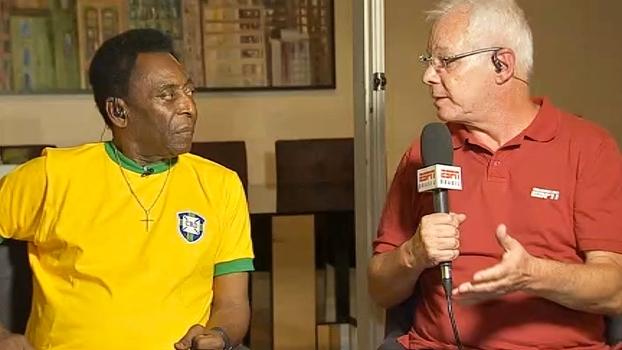 Pelé cita regras, mas pondera falta de elenco da Chape para última rodada: 'Situação muito difícil'