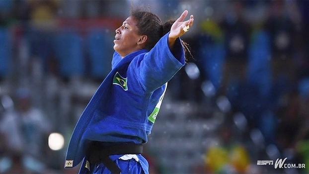 Você sabia? Campeã olímpica e mundial, Rafaela Silva conquistou seus dois principais títulos em casa