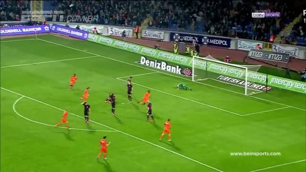 Assista aos gols da vitória do Istanbul FK sobre o Galatasaray por 5 a 1!