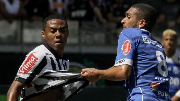 Mineiro - semifinal (ida): Gols de URT 1 x 1 Atlético-MG