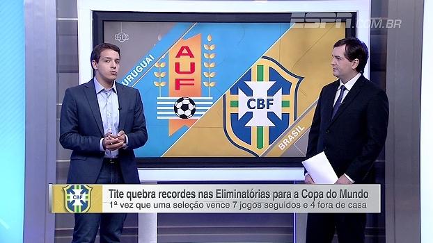 Rafa Oliveira analisa vitória do Brasil: 'Foi um cenário muito interessante de ver como teste'