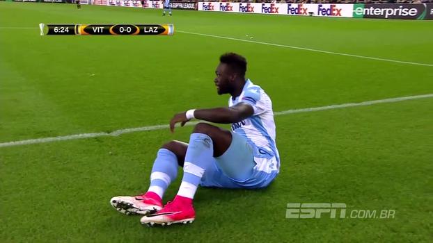 Em partida muito movimentada e cheia de gols, Lazio bate Vitesse na Holanda