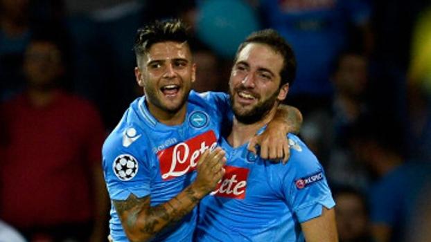 Champions League: Gols de Napoli 2 x 1 Borussia Dortmund