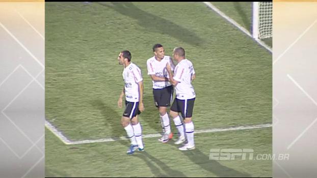 Ronaldo Fenômeno fez 2 gols, e Corinthians atropelou o Avaí em 2010; relembre