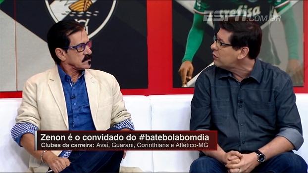 Zenon: 'Este foi um dos piores Brasileiros em termos nível e qualidade técnica dos clubes'