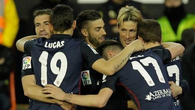 Assistir Valencia x Atlético de Madrid ao vivo 02/10/2016