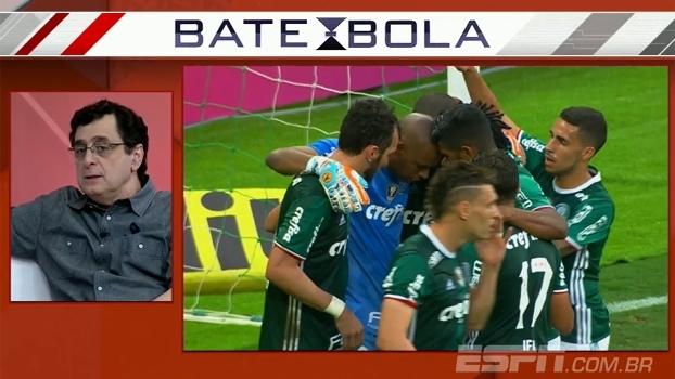Quem é o cara do título do Palmeiras? Comentaristas do Bate Bola debatem