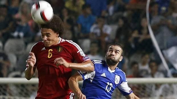 Resultado de imagem para Chipre x Bélgica