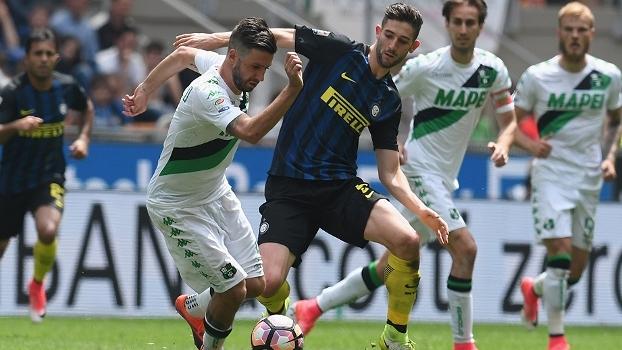 Italiano: Melhores momentos de Internazionale 1 x 2 Sassuolo