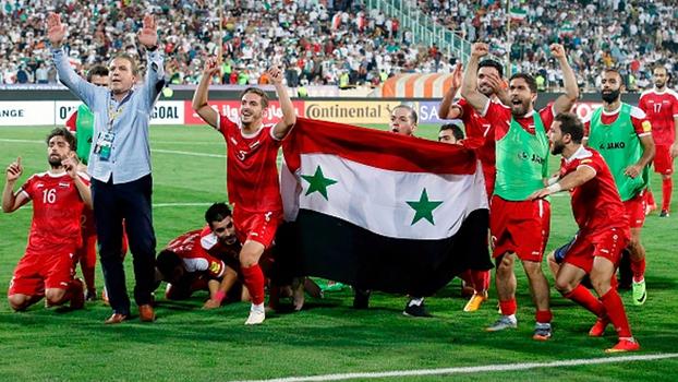 Veja os gols do empate entre Irã e Síria por 2 a 2 pelas Eliminatórias Asiáticas